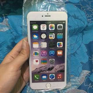 Iphone 6plus silver (dummy)