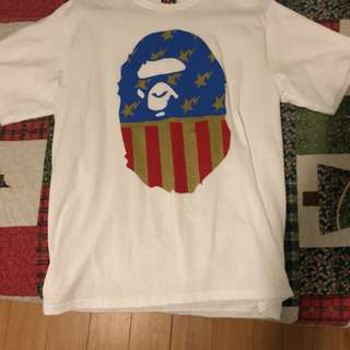 Bape tshirt