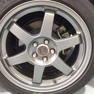 RAYS Volks Racing TE37