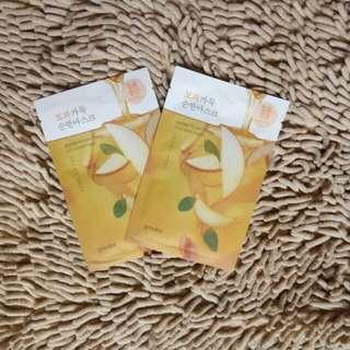 Sheet Mask Goodal Club Clio