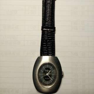 70年代全新瑞士Valgine上鏈女裝鋼手錶