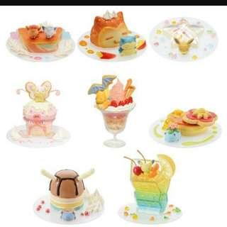 🚚 甜點食玩系列一中盒