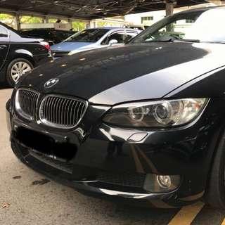 BMW 325 Coupe 157k mileage