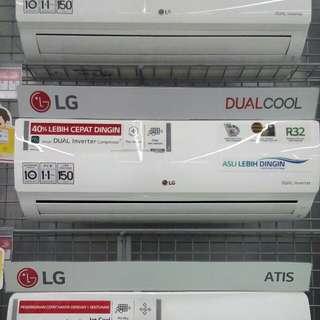 LG AC 1PK T10EV3 (Inverter)