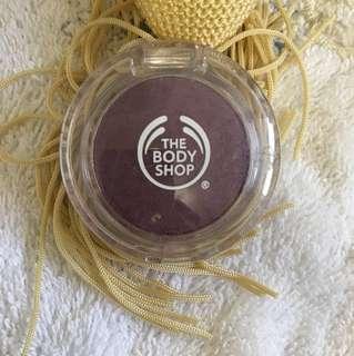 Body shop eyeshadow
