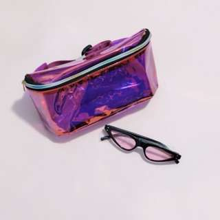 FANNY PACK AND SLEEKY GLASSES SET