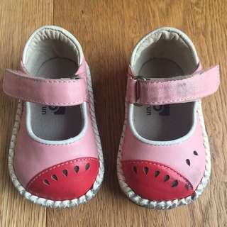 See Kai Run Girls Shoes Size 19