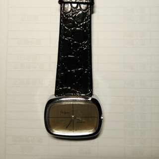 70年代瑞士Valgine 上鏈綱手錶
