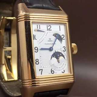jaeger-lecoultre 8day Reverso