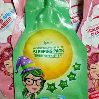 EPOUX SLEEPING PACK