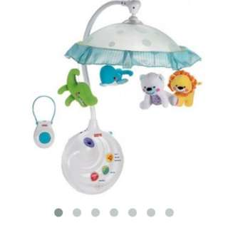 Fisher Price Musical Mobile previous planet