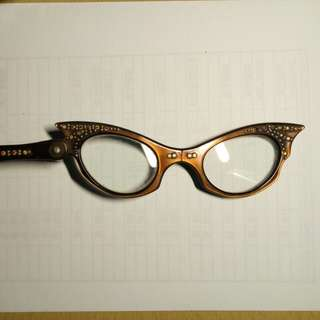 60年代古董眼鏡