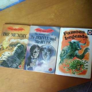 Vintage Short Storybooks for Children (2 left!)