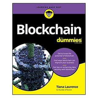Blockchain For Dummies (For Dummies (Computer/Tech))  BY Tiana Laurence