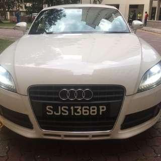Audi TT 2.0 Auto