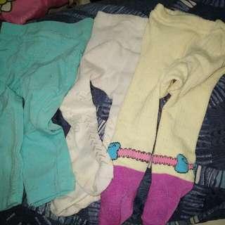 Leggings set of 3