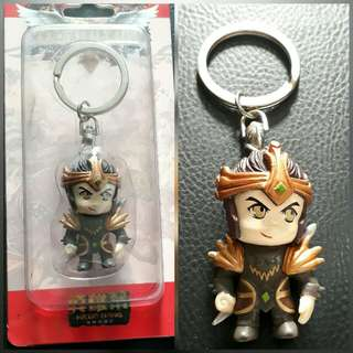 Hero Bang Keychain