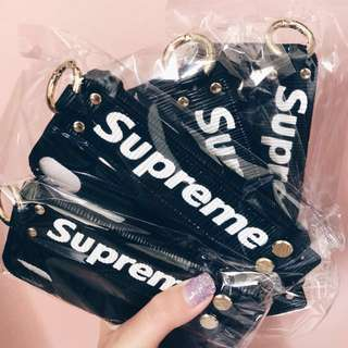 iPhone X Case Supreme