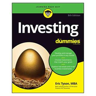 Investing For Dummies 8th Edition BY Eric Tyson
