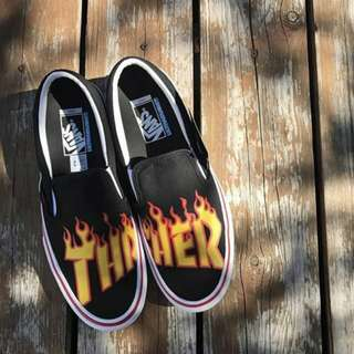 VANS THRASHER (IMPORT)