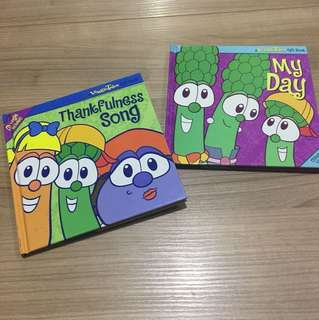 Children Story Book with CD