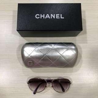 Chanel Aviator Mirror Sunglasses