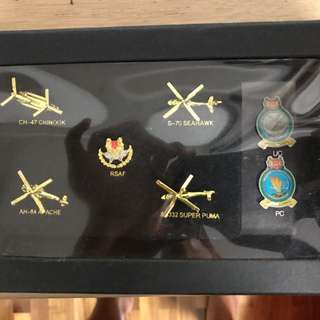 RSAF Airforce Collectibles