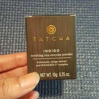 TRAVEL-SIZED: BNIB AUTHENTIC Tatcha INDIGO Soothing Rice Enzyme Powder For Sensitive Skin