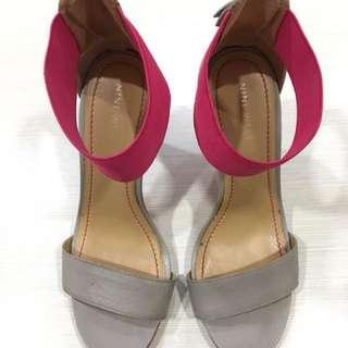 Nine West Lookglobal Ankle-Wrap Sandal