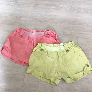 Maternity shorts - size XS