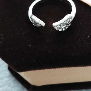 Leaf Adjustable Ring