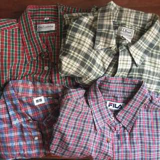 Flannels RM50 FOR ALL