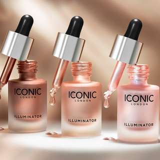 🔥⚡ FLASH SALE ⚡🔥💄 Inspired Iconic London Illuminator Liquid Highlighter (Till 12/02/18 22:00 Hrs)