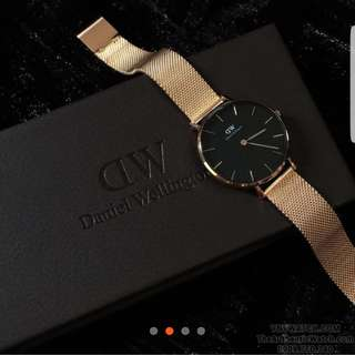 🍁Daniel Wellington Watch