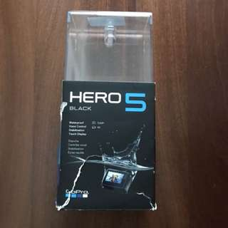 GoPro Hero 5 Black (Box Only)