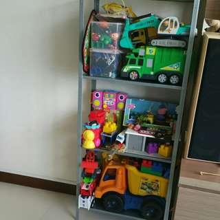 4 tier Shelf