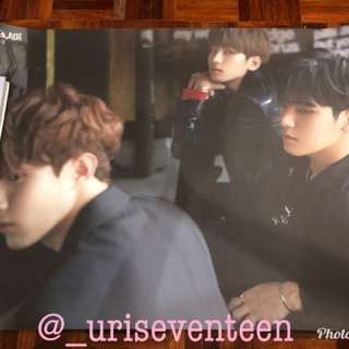 SEVENTEEN TEEN AGE SPECIAL POSTER