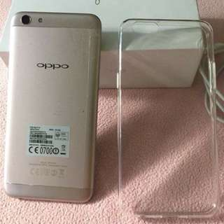 Oppo F3 64gb NTC With Box