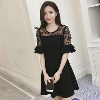 New arrival korean dress fits S-L