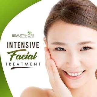 Intensive Facial Treatment