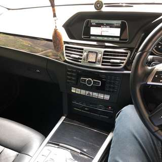 Mercederes E200