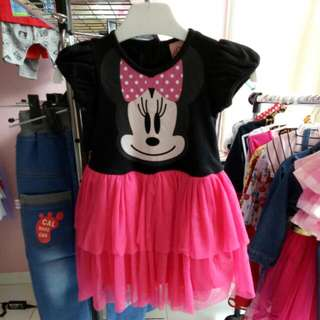 Dress Minnie Tutu Fanta