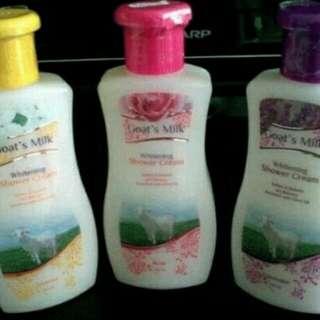 Iria Shower Cream