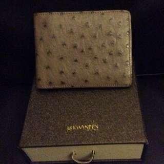 🈹⬇️$1500 Kwanpan ostrich wallet