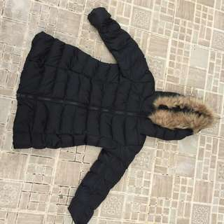 Jaket winter anak Uniqlo (puff jacket)