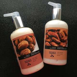 Marks and spencer lotion