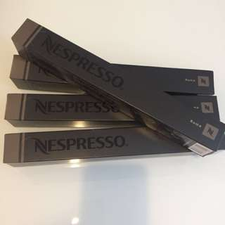 Nespresso coffee capsules (Roma)