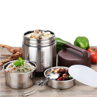 Thermal Lunch Box Thermos Hot Food Jar Insulation Insulated For Kids Women Adult