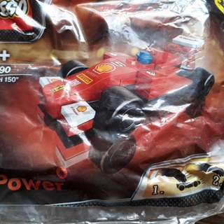 Lego Ferrari Set