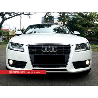 Audi A5 Sportback 2.0 Auto TFSI S-tronic Design